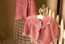 Knitted for children / varios