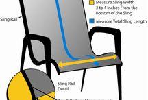repair outdoor chair