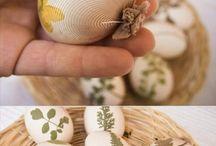 Eieren decoreren