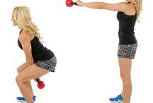 kettlebell exerc