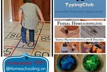 Homeschooling for K / by Jennifer Rikard