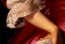 Magnifiques détails / Détails de tableaux anciens