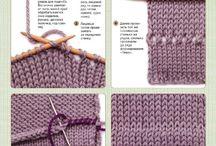 Вязание спицами-самоучитель