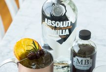 Quality Makers with Absolut Vodka / Check out our post about Middlebar, two ladies who know how to make drinks farm to glass. In partnership with Absolut.  / by Spoon Fork Bacon