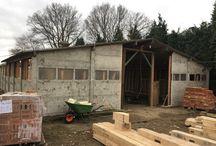 Barn conversions / Totaal renovatie van stalling
