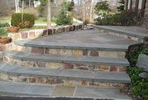 Garden Concrete Overlays
