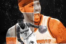Melo, NY is my home. / My latest work dedicated to MELO, who chose to play for the Knicks again.  Go Melo, Knicks go, next year will be resurrected.  Enjoy ..  Rix