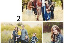 Family of Six Pose Ideas