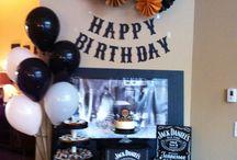 Birthday boy idea