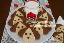 neseli kurabiyeler