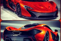 Dream cars / by Ricky Peavy
