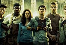 The Maze Runner Cast / They are the only cast that makes me laugh . These guys are amazing