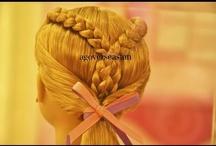 Dolly Hair Ideas