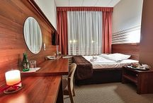 Hotel- pokoje