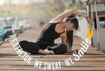 Yoga / by Tribesports