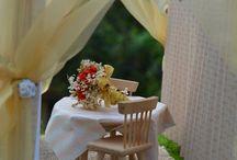 Miniature Romantic Place