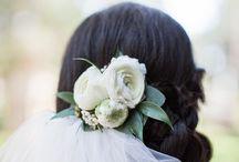 Wedding Hair and Make-up Inspiration / BEAuuuutiful