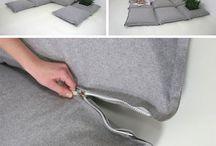 travesseiro módulo