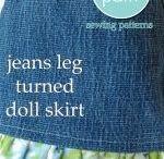 Kathy's doll clothes ideas