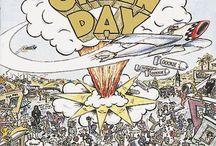 Green Day / I Green Day sono un gruppo statunitense formatosi a Berkeley nel 1986 e composto da quattro membri: Billie Joe Armstrong (chitarra e voce), Mike Dirnt (basso e voce secondaria), Tré Cool (batteria) e Jason White (chitarra).