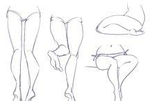 HUMAN BODY DRAWING / drawing