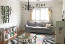 Baby Cannon Playroom Ideas