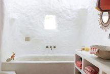 Ibiza - bathrooms
