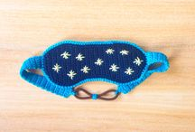 Crochet Sleep Mask