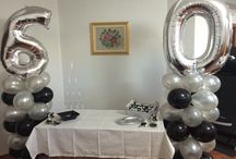 60' Dad's birthday party / Home Made Party