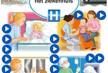Ziekenhuis / by Leontien de Jong