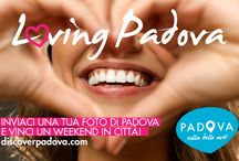 Discover Padova photo contest / Do you love Padova? Show it with a photo! Apply to Discover Padova's first photo contest and win a weekend in the city! Terms and conditions and application form on Discover Padova! ;D