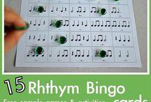 Aktiviteter for barn rettet mot musikklære