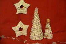 Moje papírové pletení