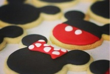 Crazy About Cookies / After seeing all your fabulous attempts at the Mickey cookies in issue one, we just can't stop thinking about the biscuity goodies! / by Disney Cakes & Sweets