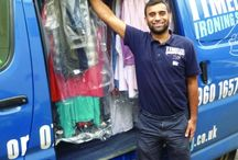 Ironing Service / pop up ironing service- incase your clothes got creased