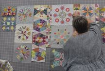 Classes & Workshops at The Quilter's Lodge