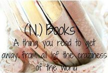 Let's Read! / Books books books and more books ;)  / by Jaime Neal