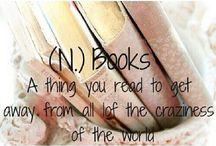 Let's Read! / Books books books and more books ;)