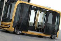 Tecnología & Diseño /  Tecnología & Diseño en el transporte público de pasajeros