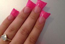 nail flare