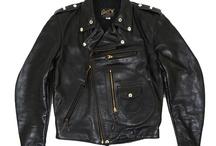 Rider jacket / by Gunoh Lee