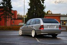 Merc / W202 wagon