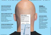 Hair Loss / by Pasadena Premier Dermatology