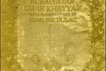 Edmund Dulac - Rubáiyat - 1909