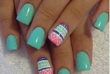 Nails! / by Michelle Chandler