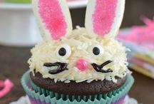 Baking for Easter