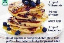 Vi recipes