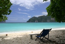 Holiday places I've seen in Thailand
