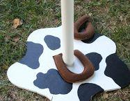 Cow boy/girls party / Idee per una festa a tema cowboy