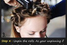 Hair styles / by Kelli Floyd